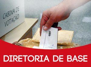 Eleições à diretoria de base: votação de 15 a 19 de outubro