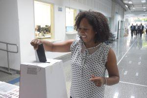 17/10/18 – Eleição para diretoria de base no TRE-Miquelina