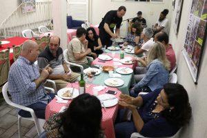 26/10/18 – Sintrabar – Noite da Pizza em homenagem aos servidores públicos