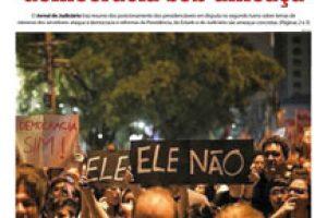 15/10/18 – Jornal do Judiciário – Edição 579