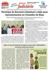 01/10/18 – Boletim do Judiciário – Especial Aposentados