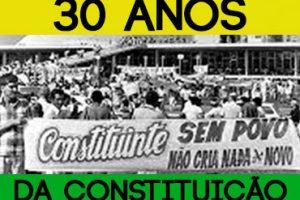 Especial 30 anos da Constituição de 1988