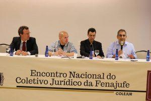 Coletivo Jurídico da Fenajufe discute ataques a sindicatos e Justiça do Trabalho