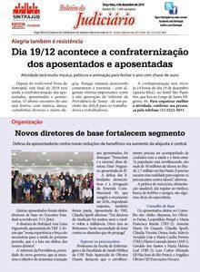 04/12/18 – Boletim do Judiciário – Edição 207