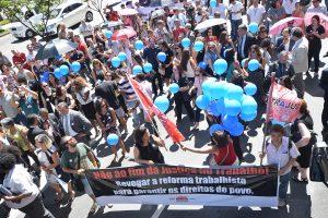 Dia 5/8 tem ato em defesa da democracia, da Justiça do Trabalho e da Previdência Social
