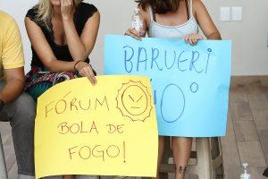 Servidores reivindicam redução de jornada em Fórum Trabalhista de Barueri