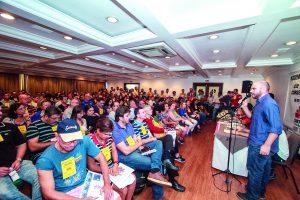 Assembleia dia 16/3 elege representação de SP ao 10° Congrejufe