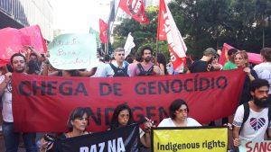 Atos exigem revogação de medidas que atacam direitos indígenas