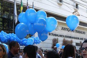 29/01/19 – Ato em defesa da Justiça Trabalhista em Campinas