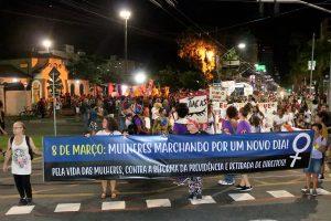 08/03/19 – Dia Internacional da Mulher – Baixada Santista