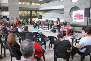 28/02/19 – Assembleia setorial no Fórum Trabalhista Ruy Barbosa