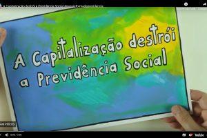 A Capitalização destrói à Previdência Social #naoareformadaprevidencia