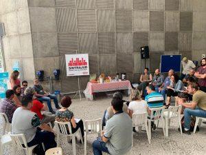 05/04/19 – Café da manhã no Fórum trabalhista Ruy Barbosa