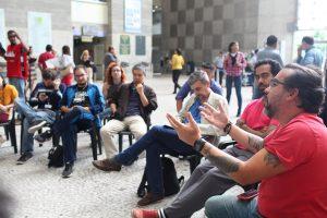 10/04/19 – Assembleia no Fórum Trabalhista Ruy Barbosa