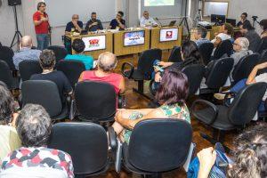 Servidores debatem principais temas que serão pautados no 10º Congrejufe