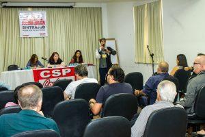Conselho de base e assembleia marcam inauguração do novo auditório do Sindicato neste dia 13