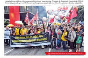 03/04/19 – Jornal do Sintrajud – Edição 583