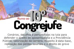 27 de abril a 1º de maio – 10º Congrejufe