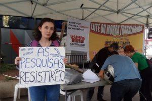 Nota da diretoria do Sintrajud: Porque não fomos às ruas no dia 26 e vamos ao #30M