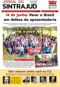 07/05/19 – Jornal do Sintrajud – Edição 584