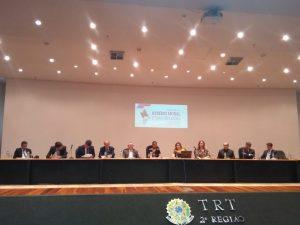 Combate ao assédio moral foi tema de seminário no Fórum Ruy Barbosa
