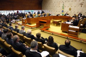 Toffoli retira quintos de pauta durante sessão com servidores de vários estados