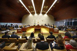 STF forma maioria por omissão do Congresso Nacional em criminalizar a homofobia
