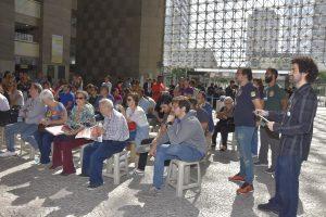 13/06/19 – Assembleia-ato para organizar a greve geral