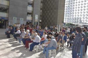 Servidores repudiam despacho da presidente do TRT-2 contra greve geral