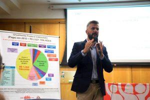 31/05/19 – Palestra no Fórum Pedro Lessa sobre 'reforma' da Previdência