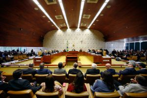 STF antecipa e devolve ao plenário virtual julgamento dos quintos