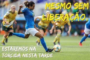 Tribunais reforçam machismo no esporte e ignoram Mundial Feminino de Futebol