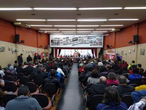 Plenária organiza greve geral em São Paulo com dezenas de sindicatos