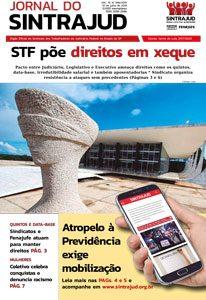 10/07/19 – Jornal do Sintrajud – Edição 586