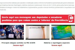 Intensificar a PRESSÃO TOTAL SOBRE OS DEPUTADOS no Congresso, nas ruas e nas redes: envie ou reenvie sua mensagem