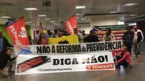 Por aposentadoria e direitos, mobilização volta às ruas e ao Congresso Nacional