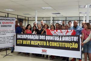 Sindicato pede audiência com a presidente do TRF-3 para debater quintos