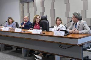 Diretor do Sintrajud defende no Senado rejeição da reforma da Previdência