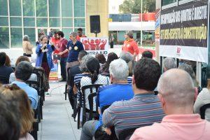 Servidores decidem intensificar campanha em defesa dos quintos
