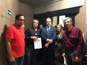 Quintos: Toffoli recebe abaixo-assinado e dialoga com dirigentes do Sintrajud em SP