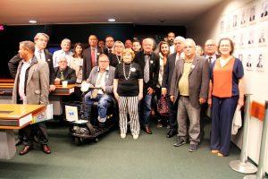 Sintrajud participa de reunião da Frente Parlamentar Mista em defesa da Previdência Social
