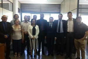 """Sindicato e Fenajufe atuam no Senado para frear a """"Nova previdência"""""""