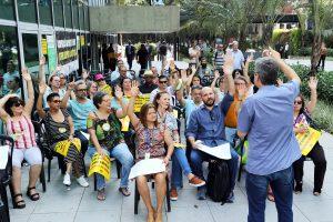 TRF/JF: Assembleia intensifica mobilização e reforça irredutibilidade salarial