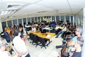 CEUNI: Oficiais de justiça aprovam construir mobilização por segurança e saúde no trabalho