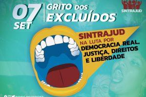 Sindicato convoca participação no 'Grito dos Excluídos' em SP e São Vicente
