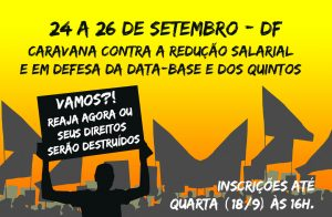 Inscrições para nova caravana a Brasília vão até esta quarta-feira, 18