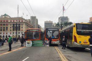 TRT-2 atende ao Sintrajud e suspende expediente por paralisação de ônibus