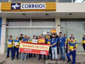 Greve defende Correios, cuja privatização é rejeitada pela maioria segundo pesquisa