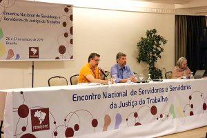 Nota pública em defesa do sistema de Justiça e direitos trabalhistas