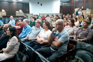 15/10/19 – Reunião sobre Programa e-Vara, na JF Santos